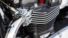 Triumph Bonneville T100 2017: prova, caratteristiche, prezzo - Immagine: 18