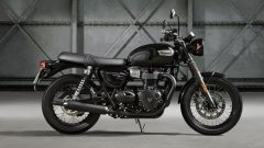 Triumph Bonneville T100 Black, Intermot 2016