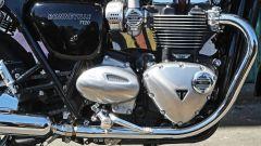 Triumph Bonneville T120 2016, motore