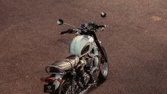 Triumph Bonneville T120 Diamond Edition  dall'alto