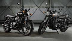 Triumph Bonneville T120 e T100 Black