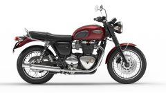Triumph Bonneville T120 e T120 Black - Immagine: 78