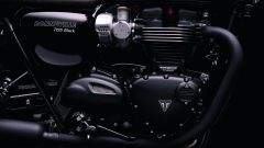 Triumph Bonneville T120 e T120 Black - Immagine: 107