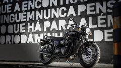 Triumph Bonneville T120 e T120 Black - Immagine: 16