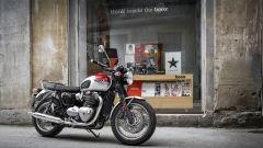 Triumph Bonneville T120 e T120 Black - Immagine: 23