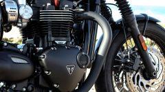 Triumph Bonneville T120 e T120 Black - Immagine: 24