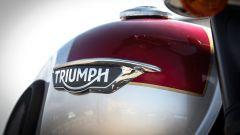 Triumph Bonneville T120 e T120 Black - Immagine: 59