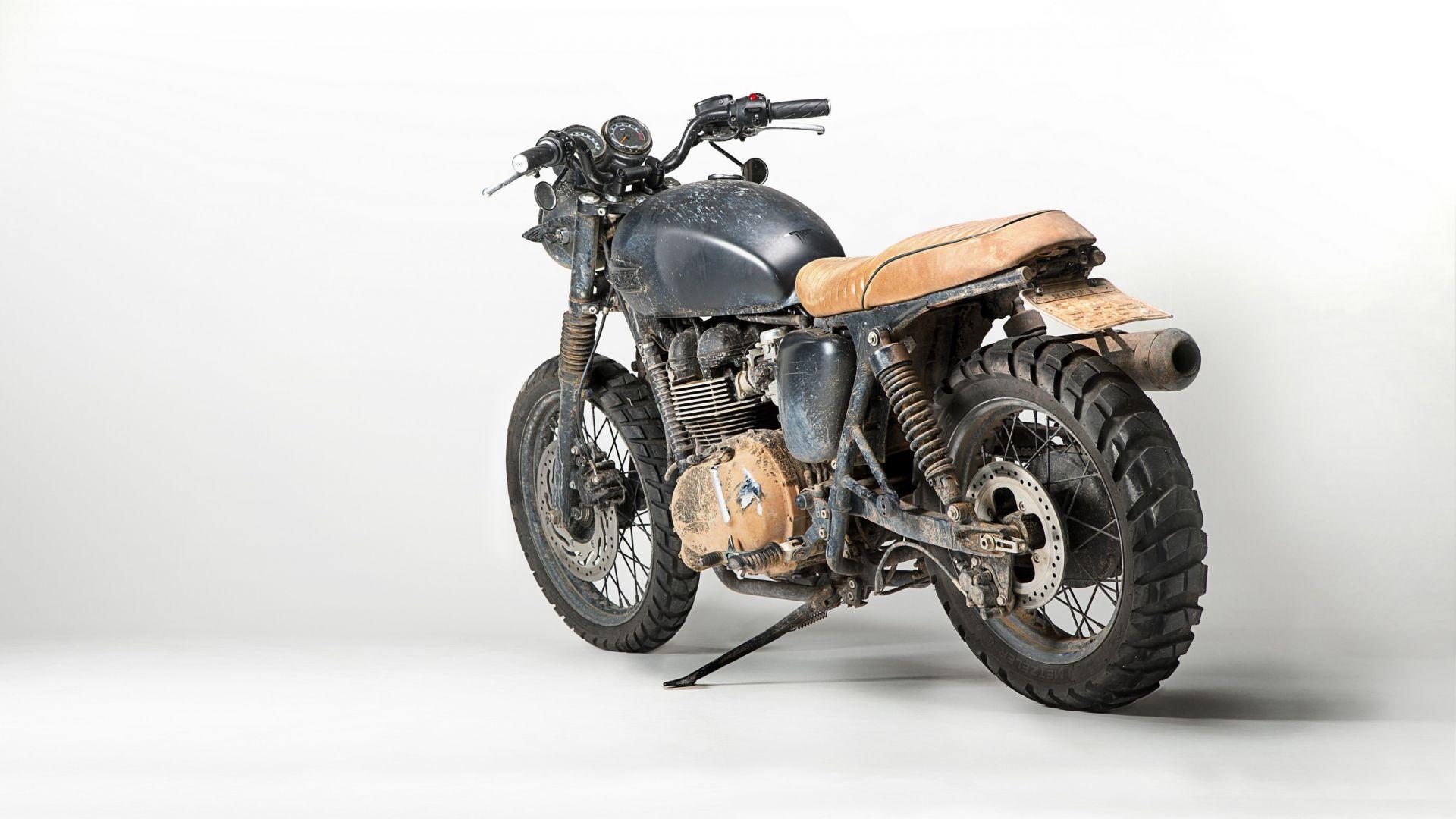 Moto Special Triumph Brazilian Bonneville Motorbox