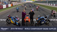 Triumph, buona la prima in Moto2 - Immagine: 2