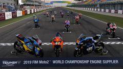 Triumph, buona la prima in Moto2 - Immagine: 3