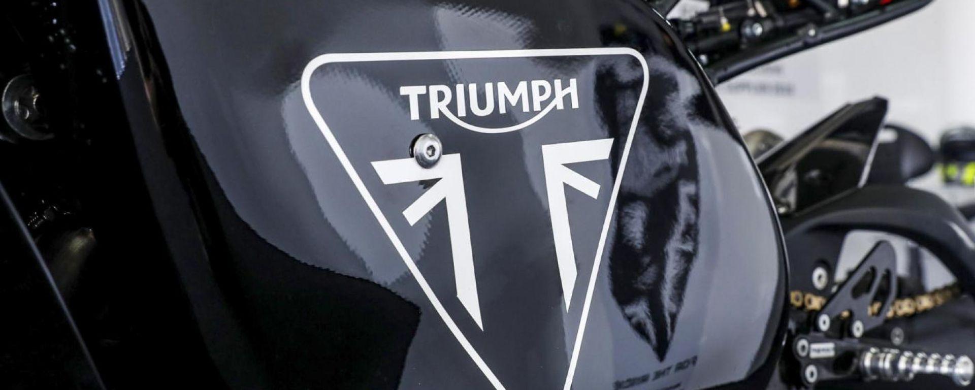 Triumph, buona la prima in Moto2