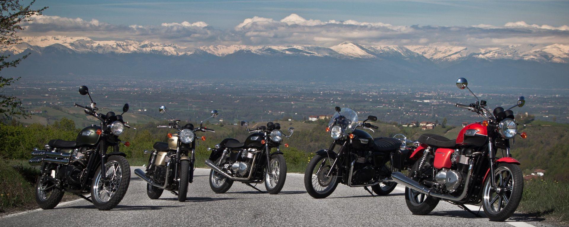 Triumph Classiche 2012