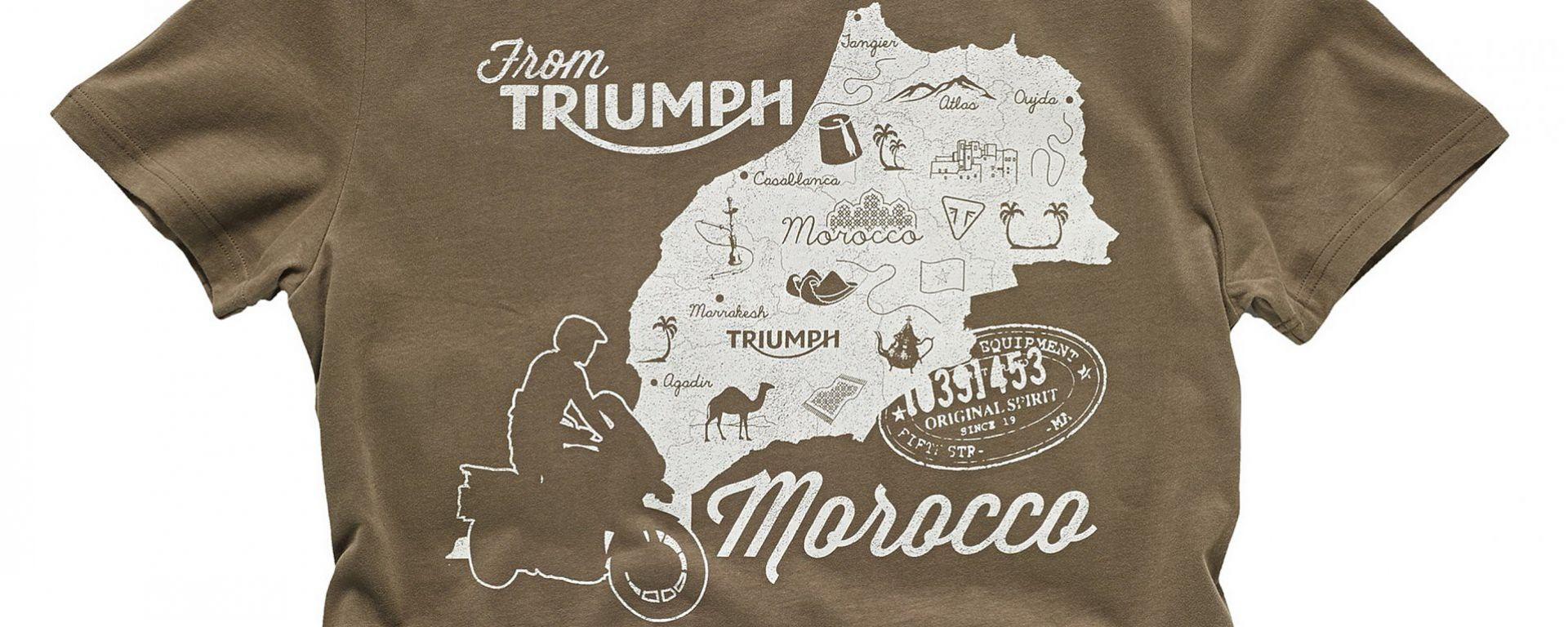Triumph: collezione Adventure