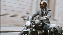 Triumph con The Distinguished Gentleman's Ride anche nel 2021