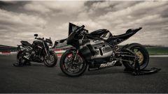 Triumph Daytona 765 Moto2 Limited Edition: gli step per arrivare alla serie limitata
