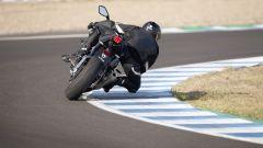 Triumph Daytona 765 Moto2 Limited Edition: una Moto2 con targa e frecce