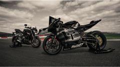 Triumph Daytona 765: rendering