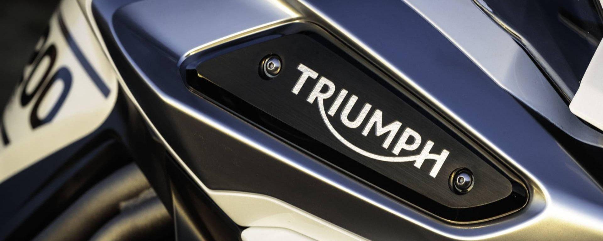 Triumph, le novità 2021