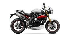 Triumph Speed e Street Triple 2014 - Immagine: 4
