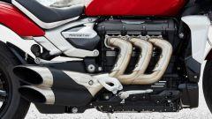 Triumph Rocket 3 GT e R 2019: il motore
