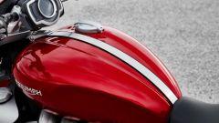 Triumph Rocket 3 GT e R 2019: il serbatoio