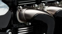Triumph Rocket 3 TFC, dettaglio della finitura
