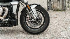 Triumph Rocket GT: le pinze Brembo Stylema