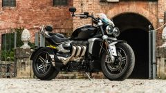 Triumph Rocket III GT: la prova video della power cruiser inglese - Immagine: 12