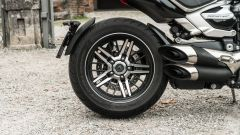 Triumph Rocket III GT: la prova video della power cruiser inglese - Immagine: 17