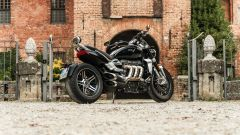 Triumph Rocket III GT: la prova video della power cruiser inglese - Immagine: 28