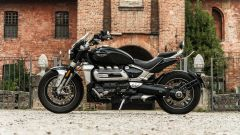 Triumph Rocket III GT: la prova video della power cruiser inglese - Immagine: 41
