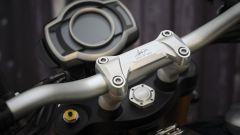 Triumph Scrambler 1200 2021: dettaglio della Limited Edition