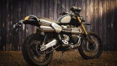 Triumph Scrambler 1200 2021: la Limited Edition