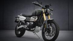 Triumph Scrambler 1200 2021: la XE