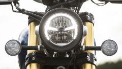 Triumph Scrambler 1200: luci full LED con DRL