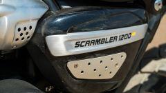 Triumph Scrambler 1.200 XE dettagli
