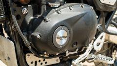 Triumph Scrambler 1.200 XE dettaglio motore