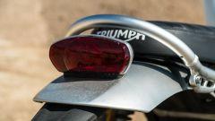 Triumph Scrambler 1.200 XE faro posteriore