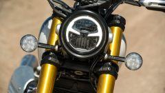 Triumph Scrambler 1.200 XE faro