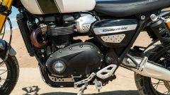 Triumph Scrambler 1.200 XE il motore