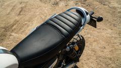Triumph Scrambler 1.200 XE la sella