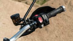 Triumph Scrambler 1.200 XE manopola dx