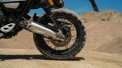 Triumph Scrambler 1.200 XE posteriore