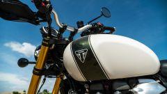 Triumph Scrambler 1.200 XE serbatoio