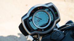 Triumph Scrambler 1.200 XE strumentazione