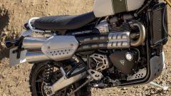 Triumph Scrambler 1200 XC e XE: ecco le immagini ufficiali - Immagine: 11