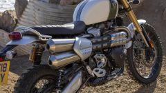Triumph Scrambler 1200 XC e XE: ecco le immagini ufficiali - Immagine: 12