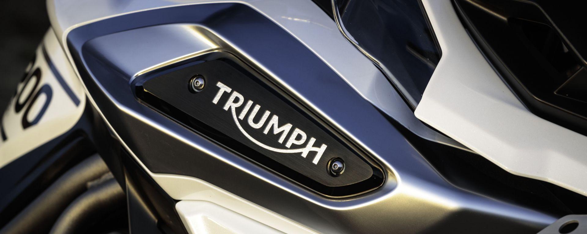 Triumph: si lavora alla nuova Tiger 1200