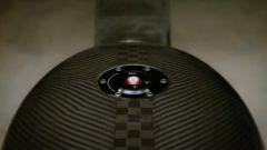 La Triumph Speed Triple diventa una café racer in carbonio - Immagine: 8