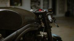 La Triumph Speed Triple diventa una café racer in carbonio - Immagine: 9